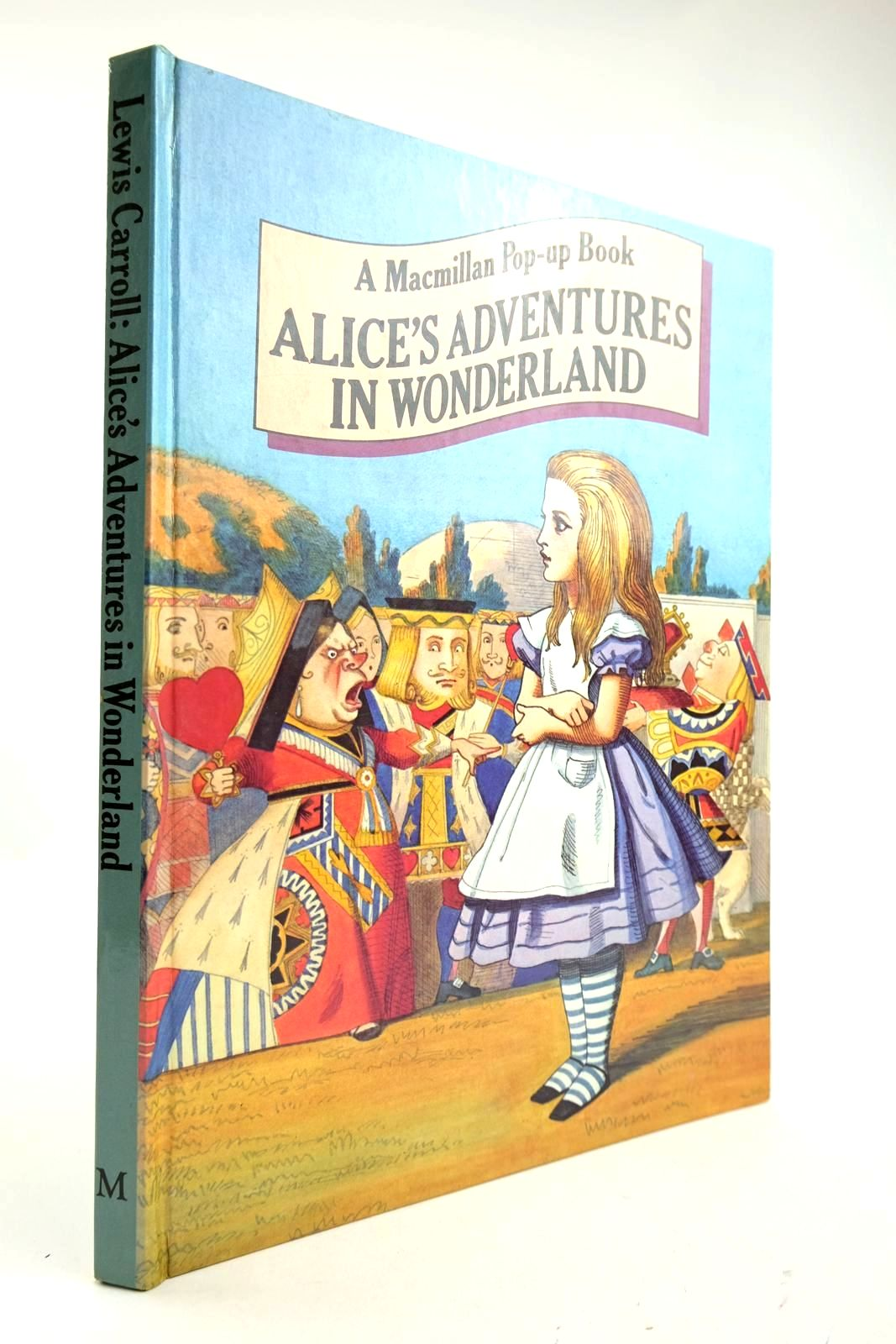 Photo of ALICE'S ADVENTURES IN WONDERLAND written by Carroll, Lewis illustrated by Thorne, Jenny published by Macmillan Children's Books (STOCK CODE: 2132955)  for sale by Stella & Rose's Books