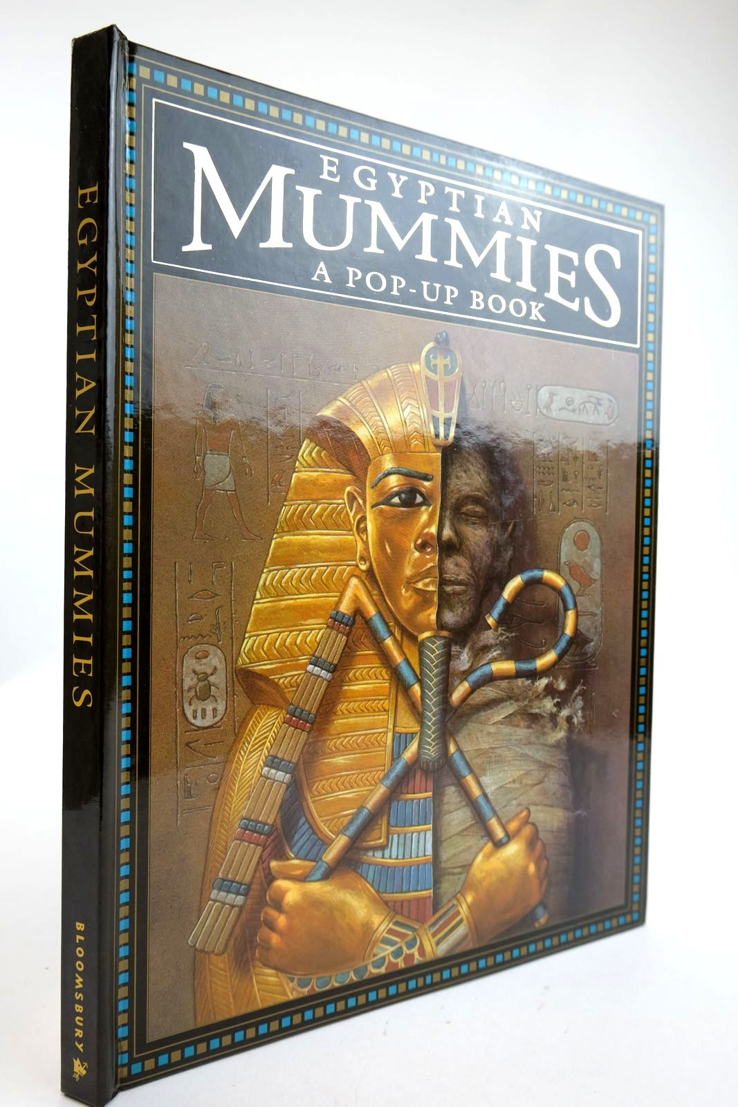 Photo of EGYPTIAN MUMMIES A POP-UP BOOK- Stock Number: 2132957