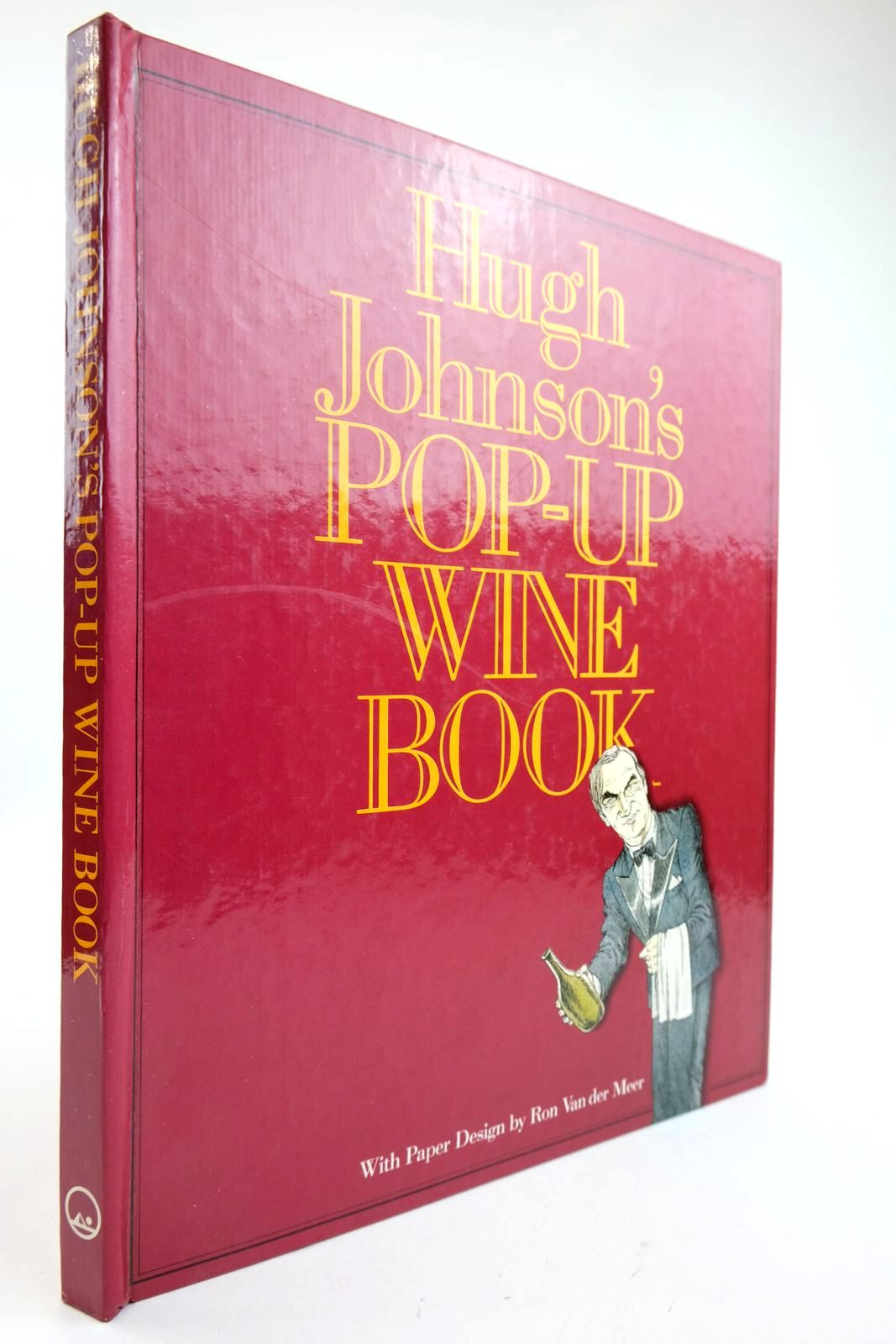 Photo of HUGH JOHNSON'S POP-UP WINE BOOK written by Johnson, Hugh published by Pyramid Books, Octopus Books Ltd. (STOCK CODE: 2132958)  for sale by Stella & Rose's Books