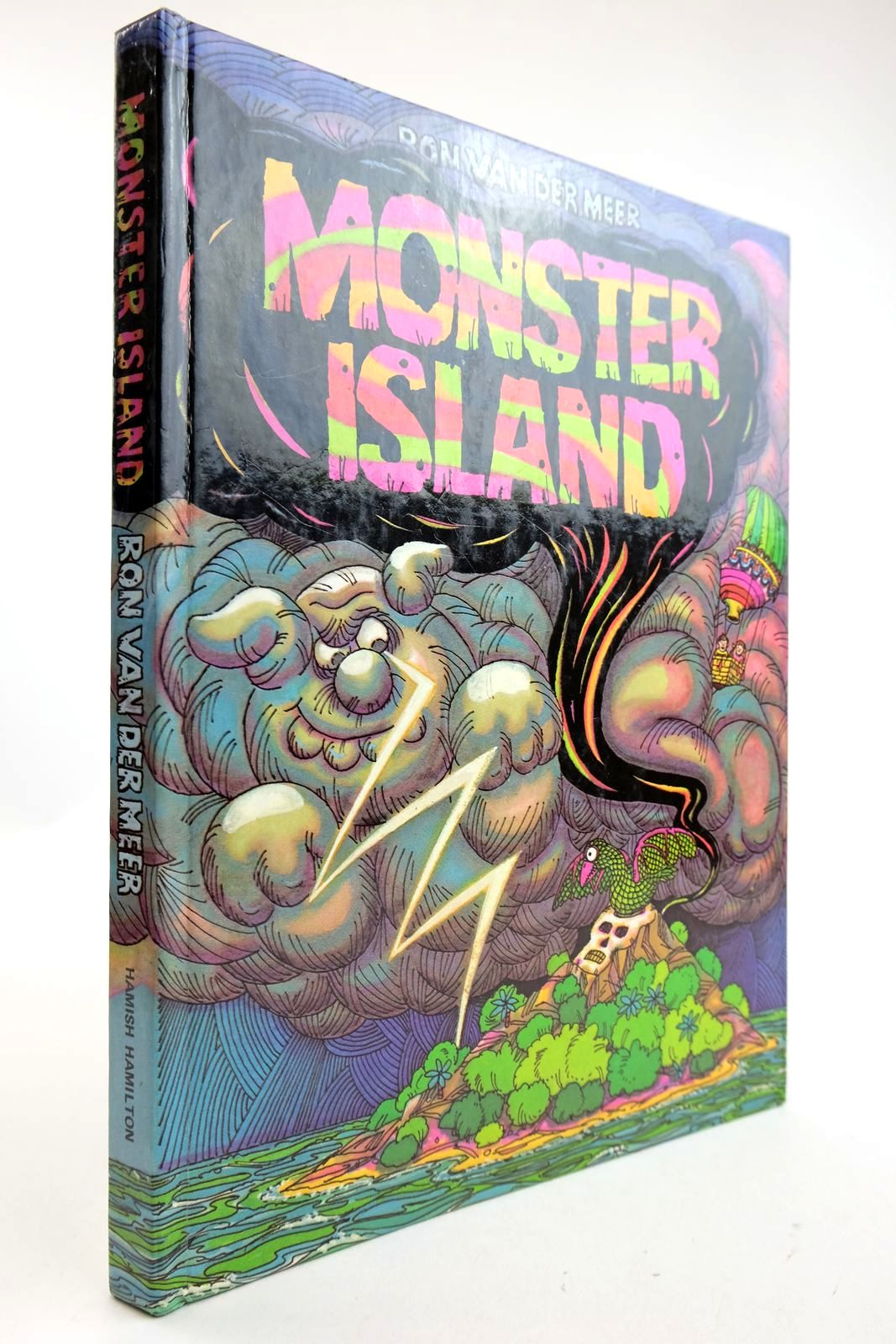 Photo of MONSTER ISLAND illustrated by Van Der Meer, Ron Van Der Meer, Atie published by Hamish Hamilton Childrens Books (STOCK CODE: 2132960)  for sale by Stella & Rose's Books
