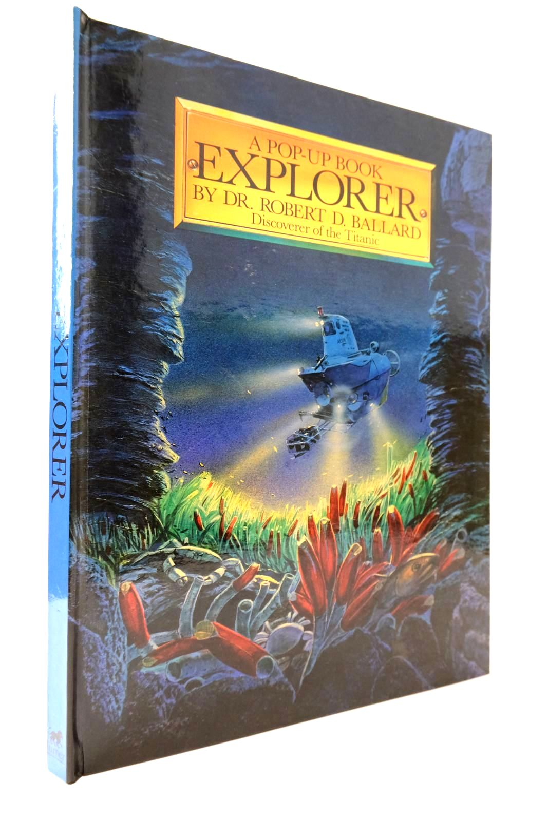 Photo of EXPLORER A POP-UP BOOK- Stock Number: 2132963