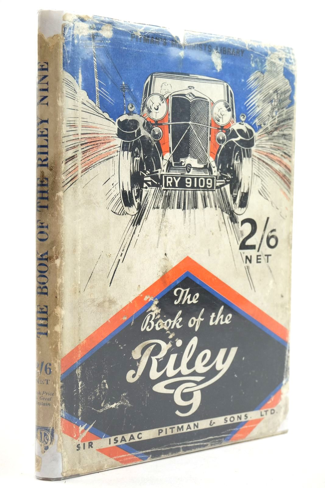 Photo of THE BOOK OF THE RILEY NINE- Stock Number: 2132972