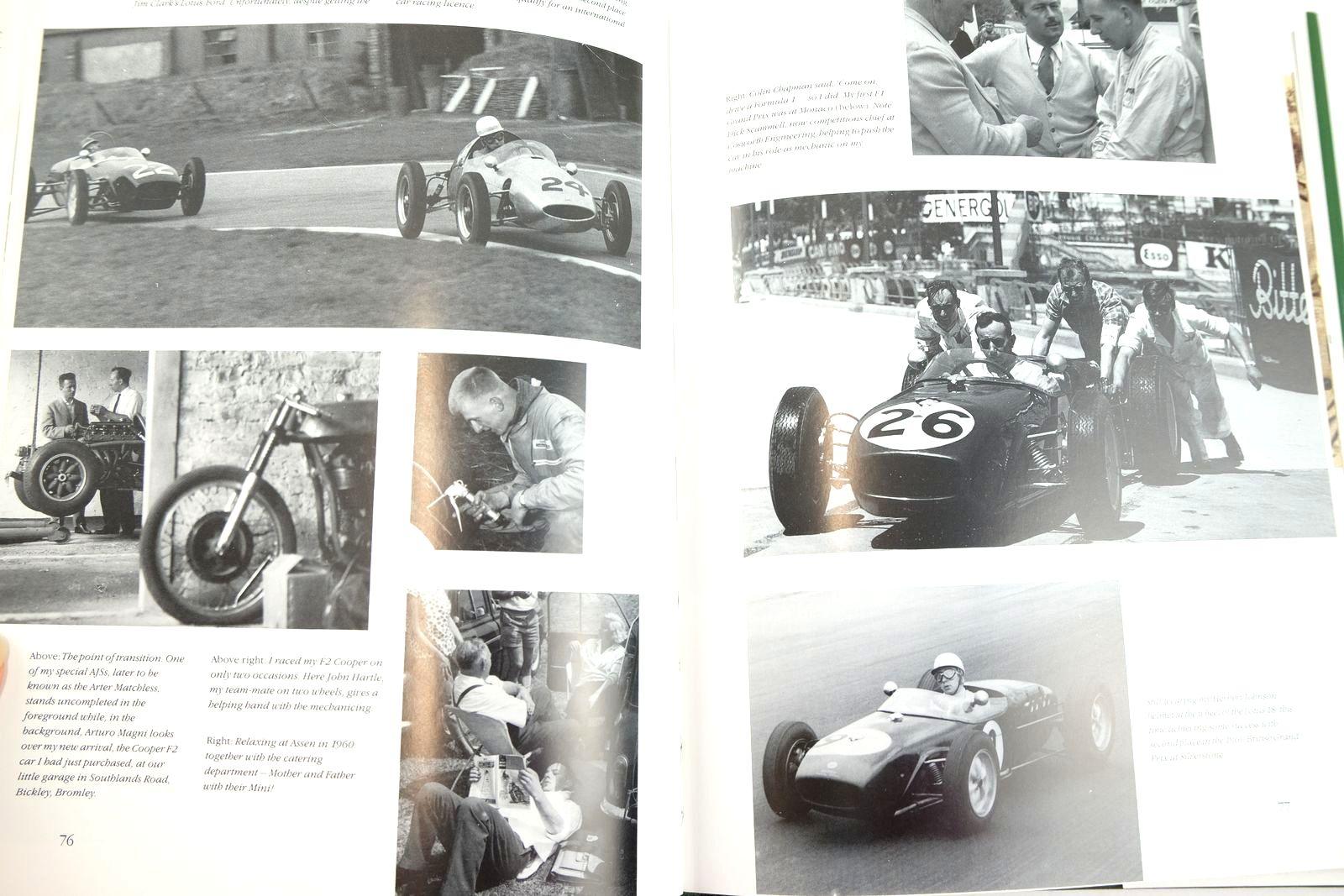 Photo of JOHN SURTEES WORLD CHAMPION written by Surtees, John Henry, Alan published by Hazleton Publishing (STOCK CODE: 2132980)  for sale by Stella & Rose's Books