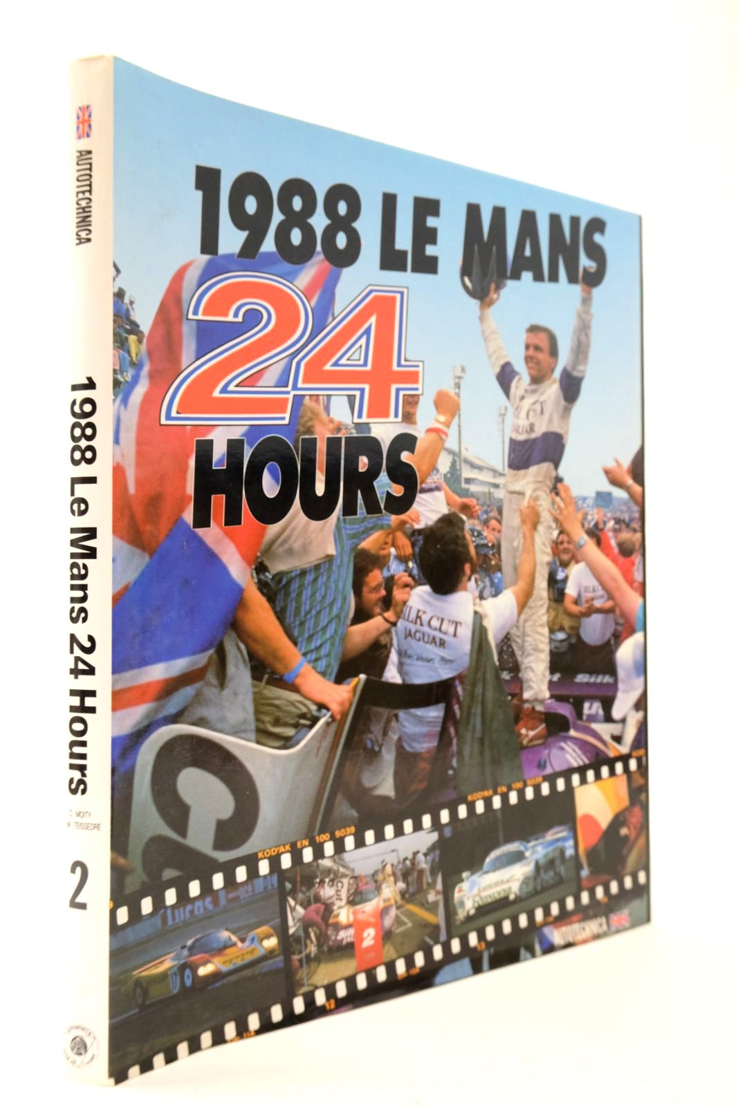 Photo of 1988 LE MANS 24 HOURS written by Moity, Christian Teissedre, Jean-Marc published by Autotechnica (STOCK CODE: 2132989)  for sale by Stella & Rose's Books