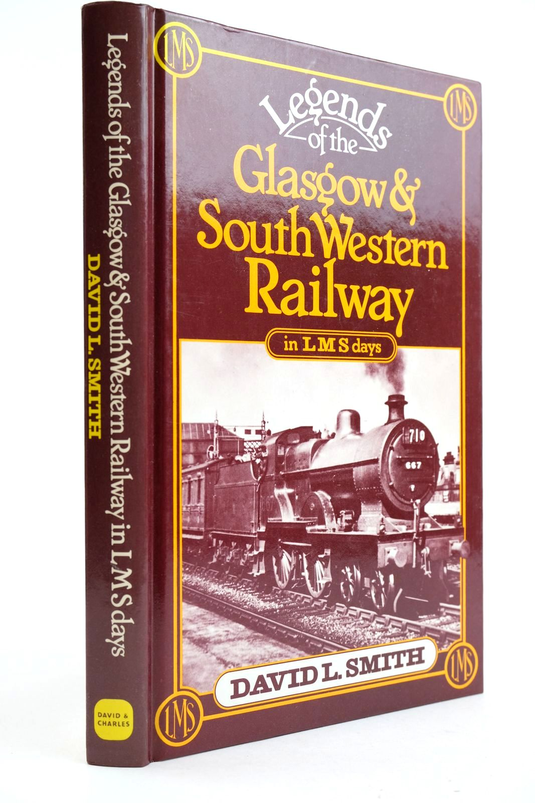 Photo of LEGENDS OF THE GLASGOW & SOUTH WESTERN RAILWAY- Stock Number: 2133001
