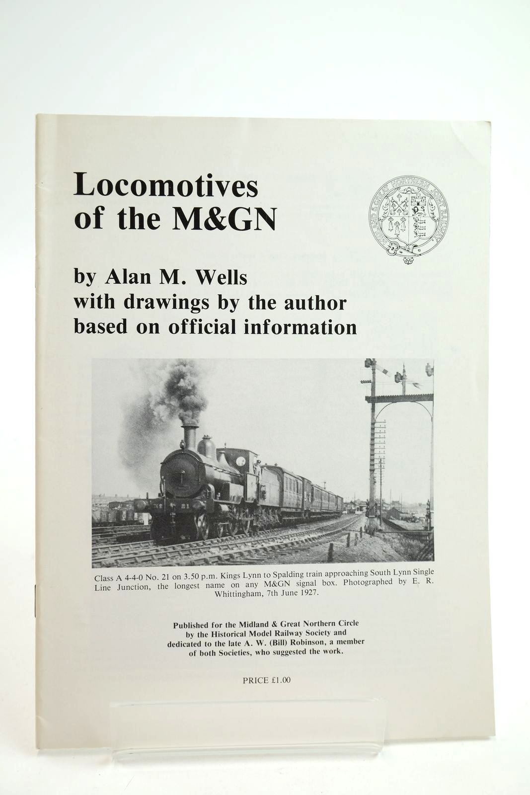 Photo of LOCOMOTIVES OF THE M&GN- Stock Number: 2133015