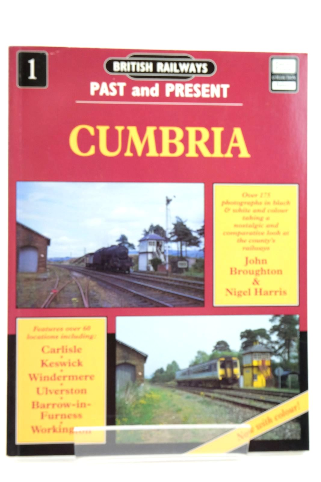 Photo of BRITISH RAILWAYS PAST AND PRESENT No. 1 CUMBRIA- Stock Number: 2133017