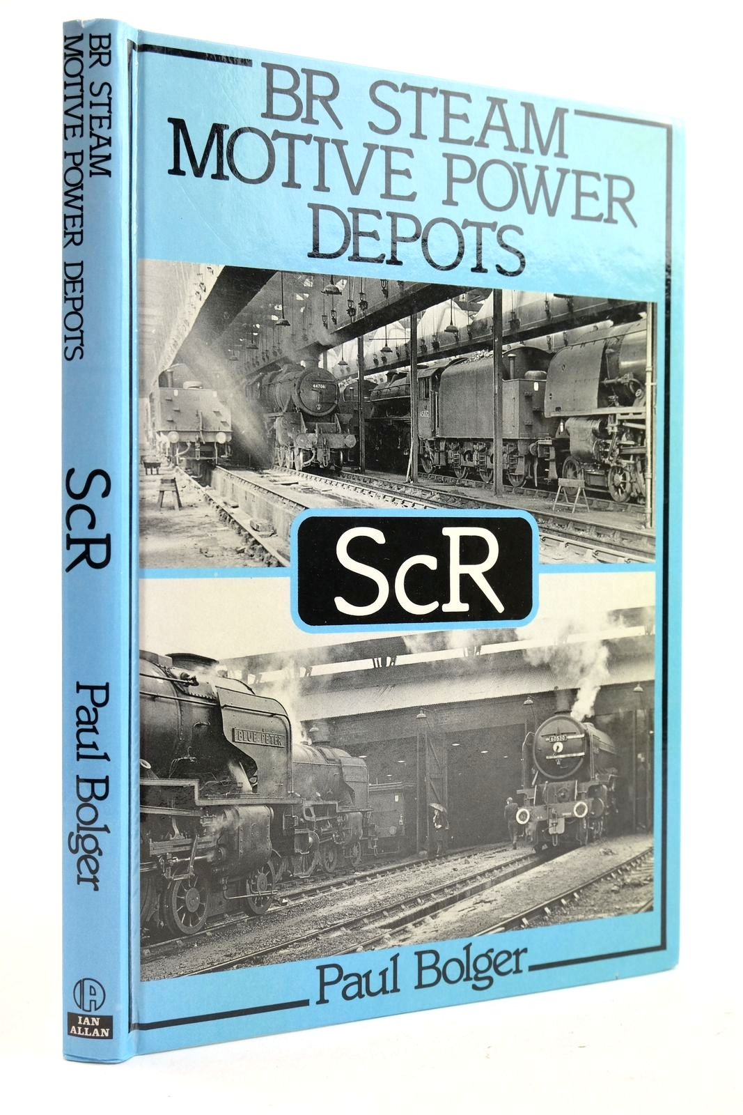Photo of BR STEAM MOTIVE POWER DEPOTS SCR- Stock Number: 2133024