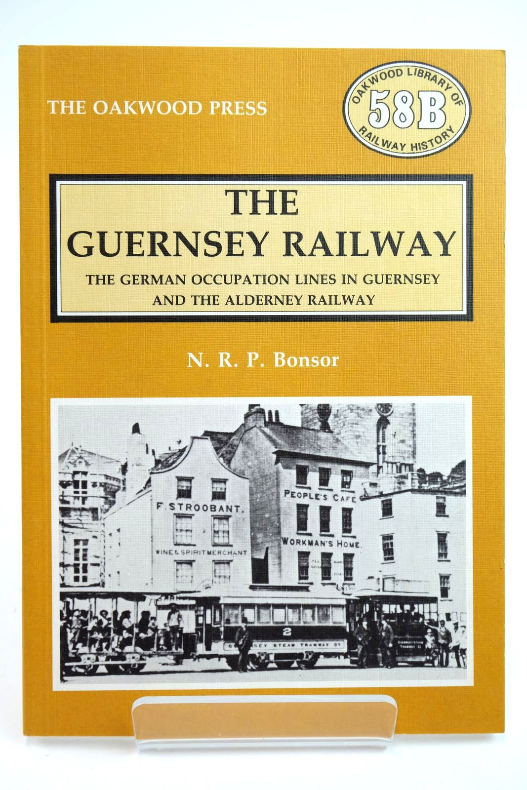 Photo of THE GUERNSEY RAILWAY- Stock Number: 2133026