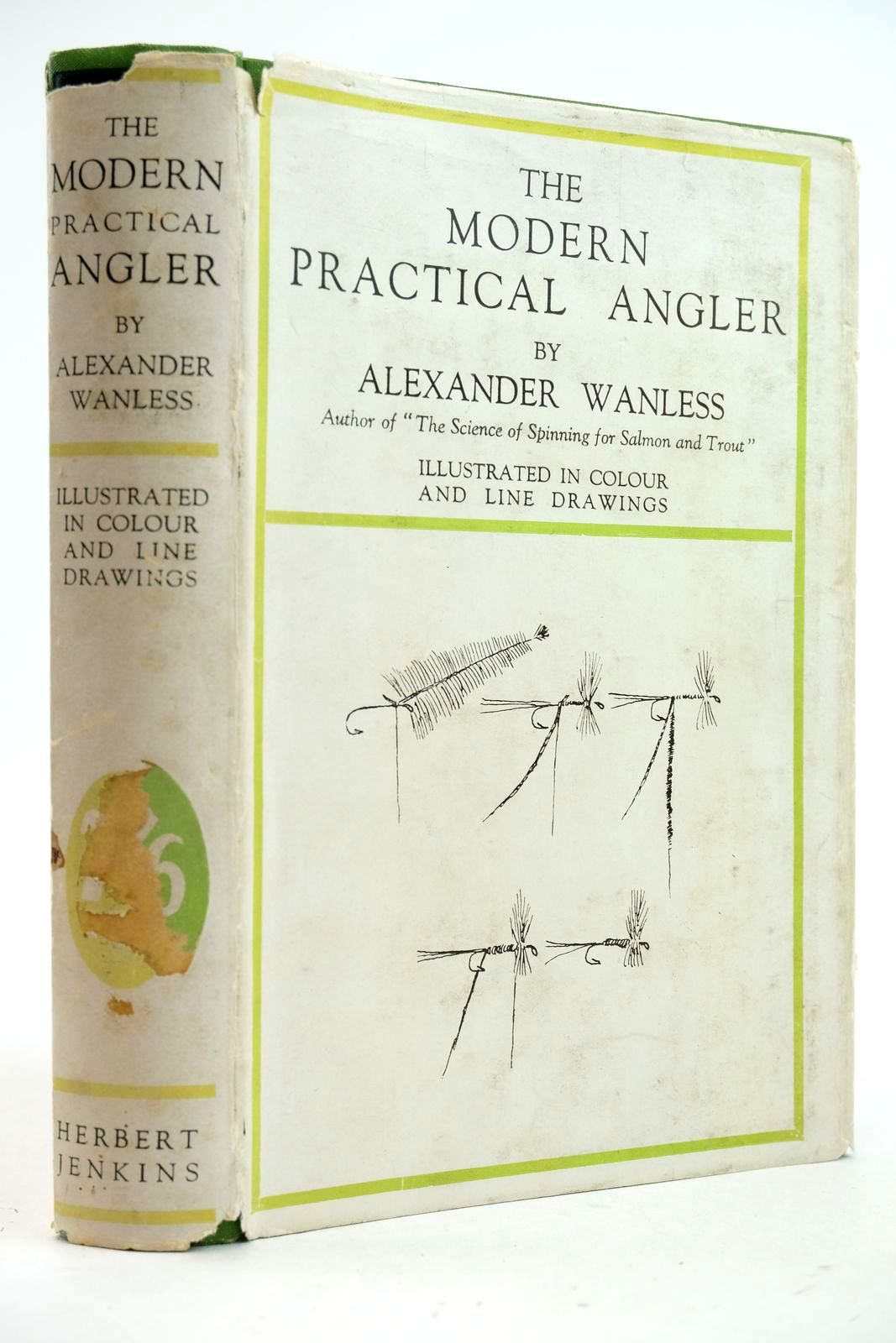 Photo of THE MODERN PRACTICAL ANGLER written by Wanless, Alexander published by Herbert Jenkins Limited (STOCK CODE: 2133073)  for sale by Stella & Rose's Books