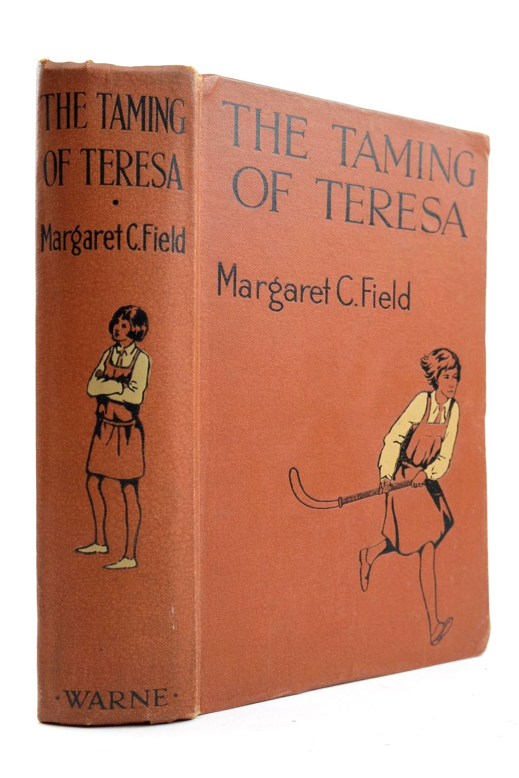 Photo of THE TAMING OF TERESA- Stock Number: 2133075