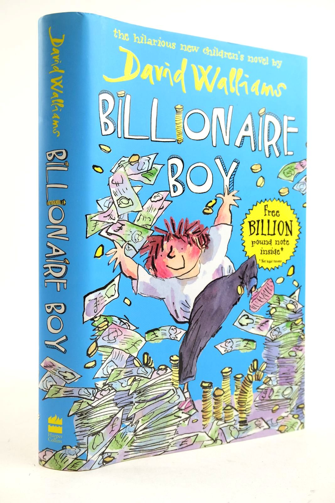 Photo of BILLIONAIRE BOY- Stock Number: 2133085