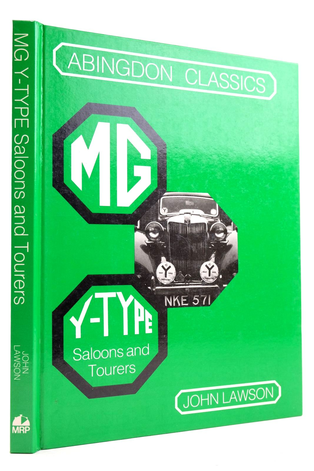 Photo of MG Y-TYPE SALOONS AND TOURERS- Stock Number: 2133095