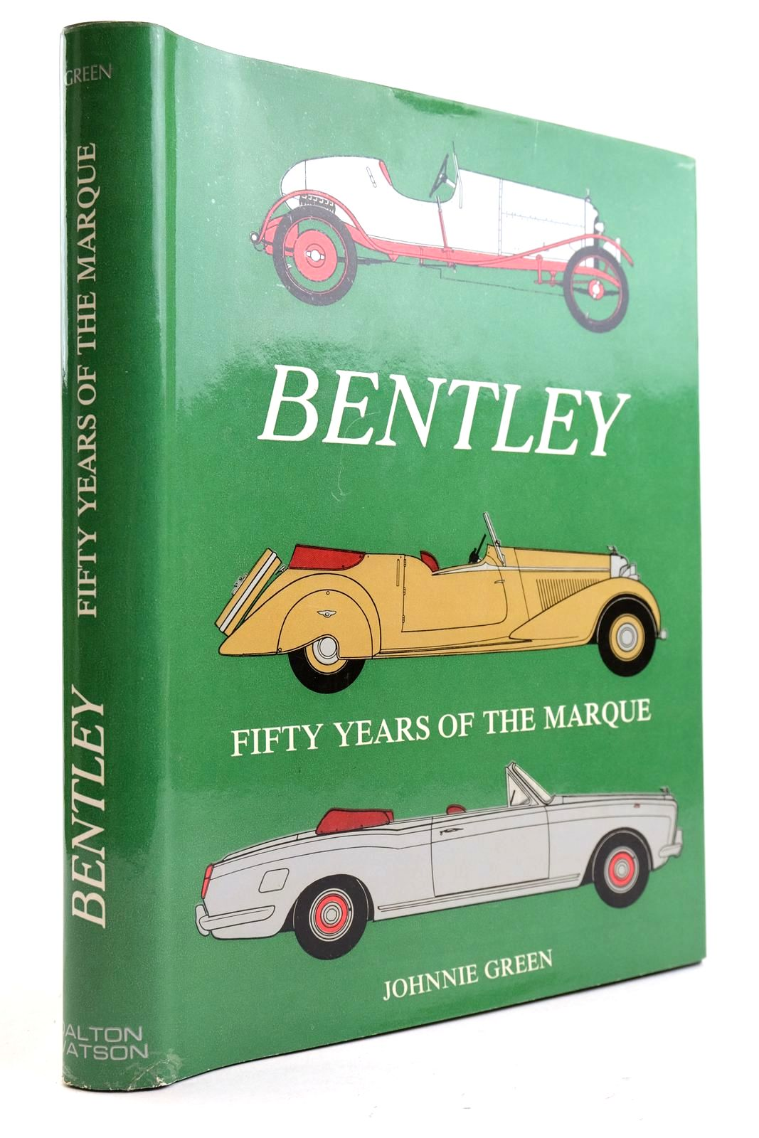 Photo of BENTLEY FIFTY YEARS OF THE MARQUE- Stock Number: 2133096
