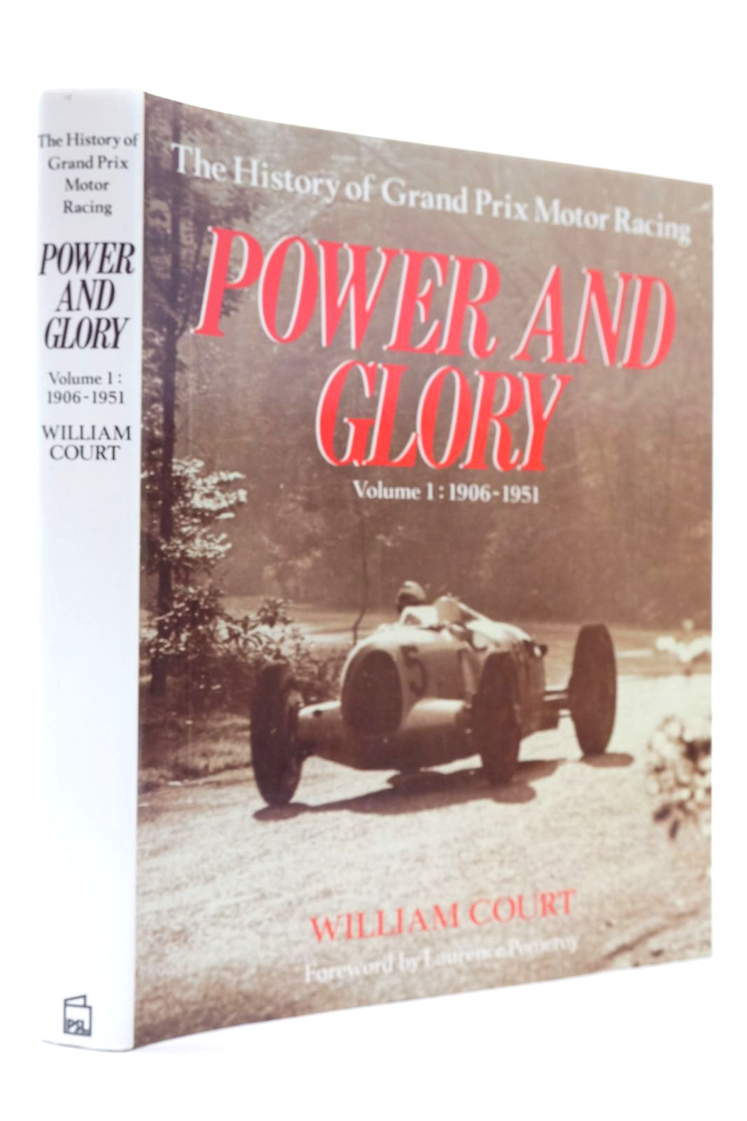 Photo of POWER AND GLORY VOLUME 1 1906-1951- Stock Number: 2133102