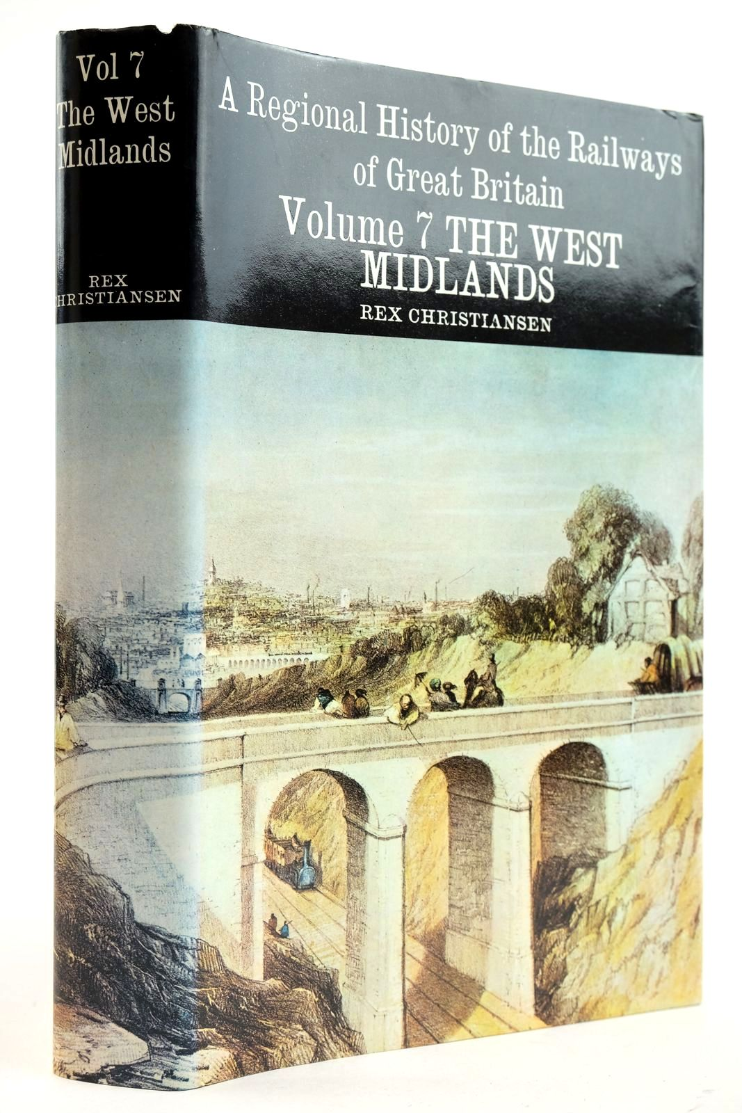 Photo of A REGIONAL HISTORY OF THE RAILWAYS OF GREAT BRITAIN VOLUME 7 THE WEST MIDLANDS written by Christiansen, Rex published by David St John Thomas, David & Charles (STOCK CODE: 2133114)  for sale by Stella & Rose's Books
