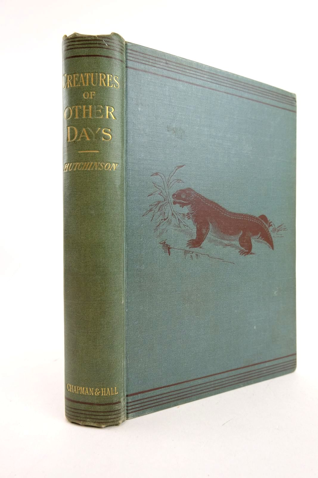Photo of CREATURES OF OTHER DAYS- Stock Number: 2133148
