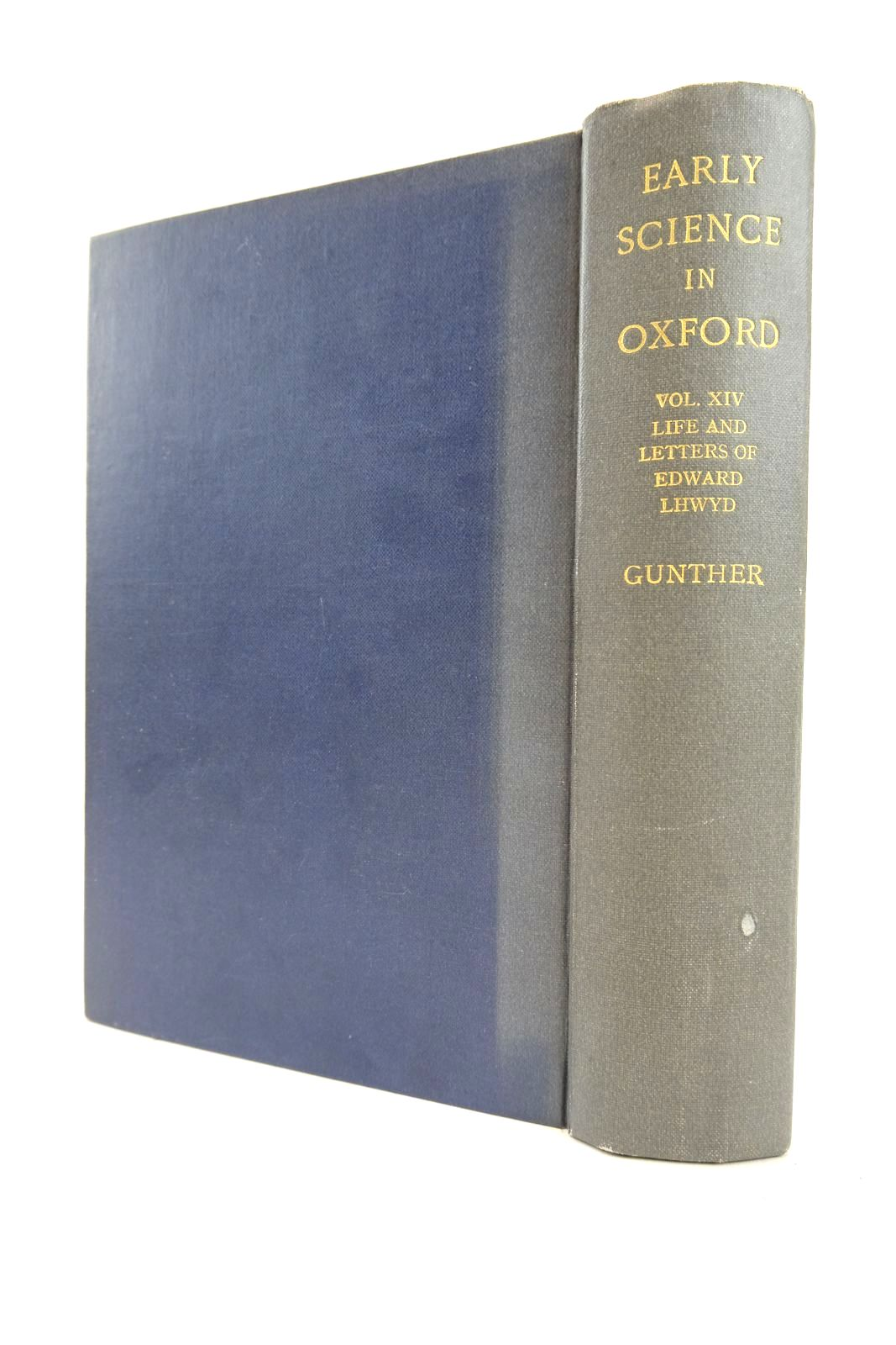 Photo of EARLY SCIENCE IN OXFORD VOL XIV written by Gunther, R.T. published by Oxford University Press (STOCK CODE: 2133149)  for sale by Stella & Rose's Books