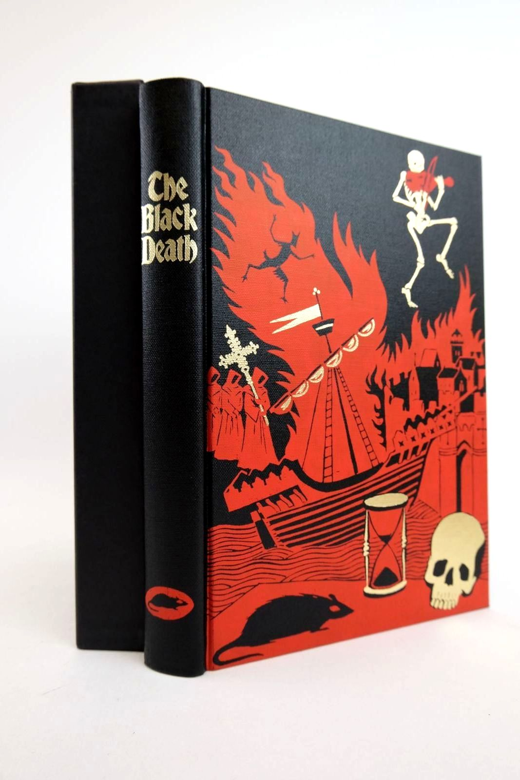 Photo of THE BLACK DEATH written by Ziegler, Philip published by Folio Society (STOCK CODE: 2133161)  for sale by Stella & Rose's Books