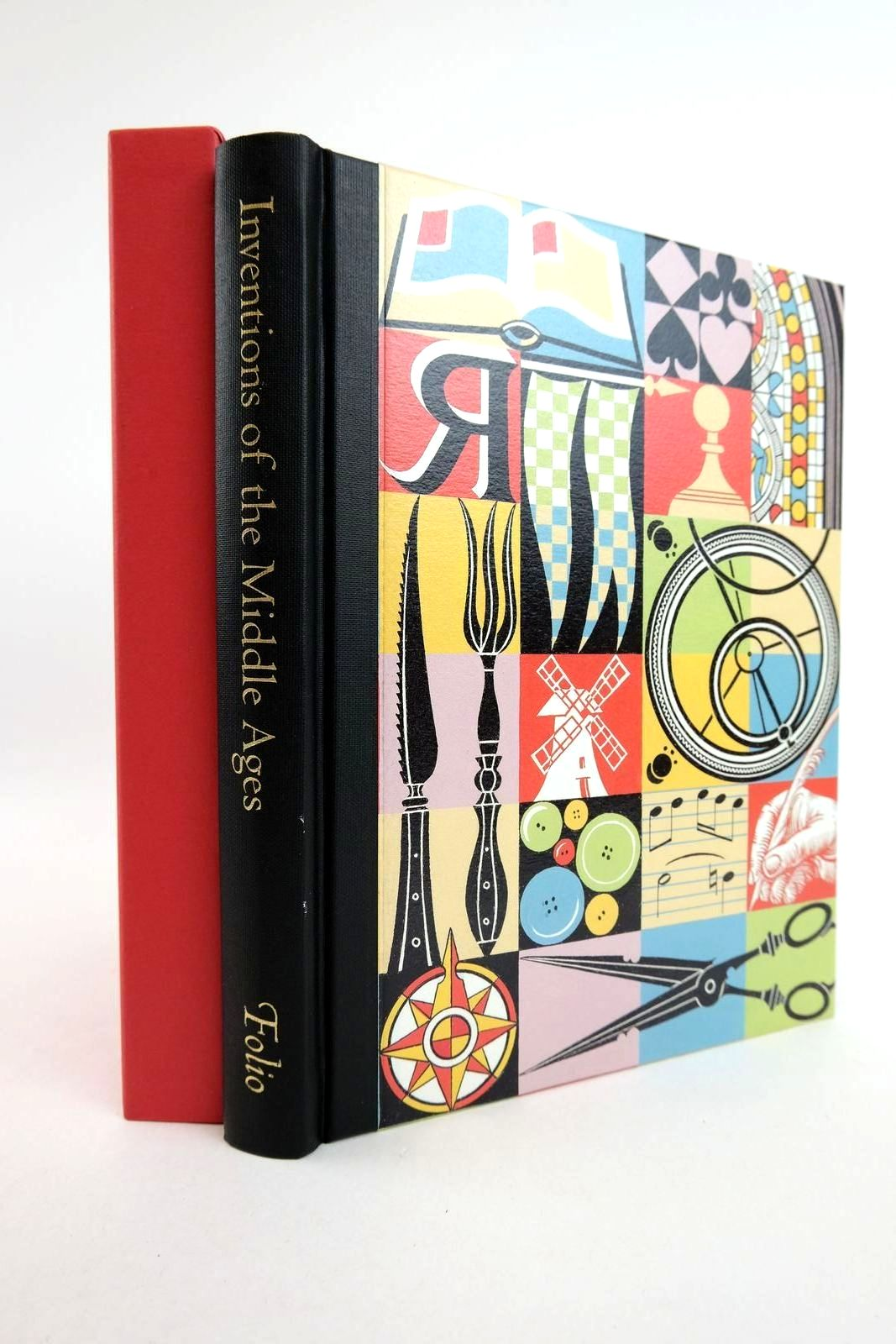 Photo of INVENTIONS OF THE MIDDLE AGES written by Frugoni, Chiara published by Folio Society (STOCK CODE: 2133164)  for sale by Stella & Rose's Books