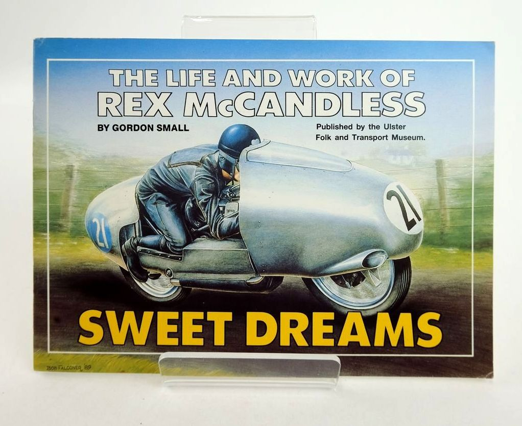 Photo of SWEET DREAMS THE LIFE AND WORK OF REX MCCANDLESS- Stock Number: 2133177