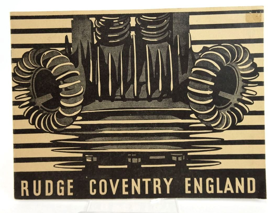 Photo of RUDGE COVENTRY ENGLAND- Stock Number: 2133178