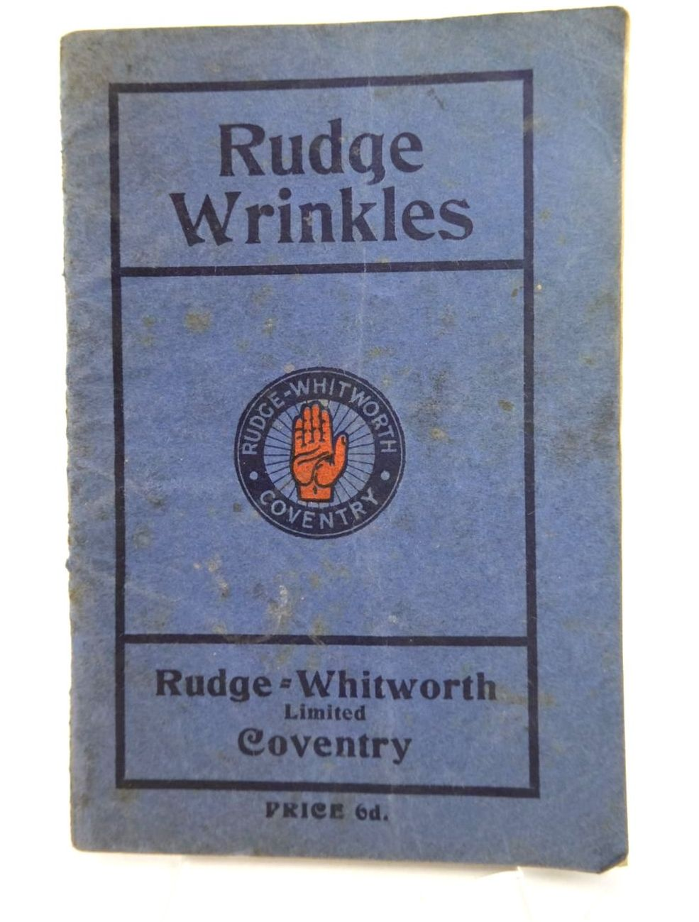 Photo of RUDGE WRINKLES- Stock Number: 2133180