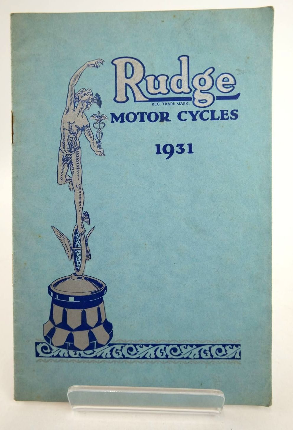 Photo of RUDGE MOTOR CYCLES 1931 published by Rudge-Whitworth Ltd. (STOCK CODE: 2133185)  for sale by Stella & Rose's Books