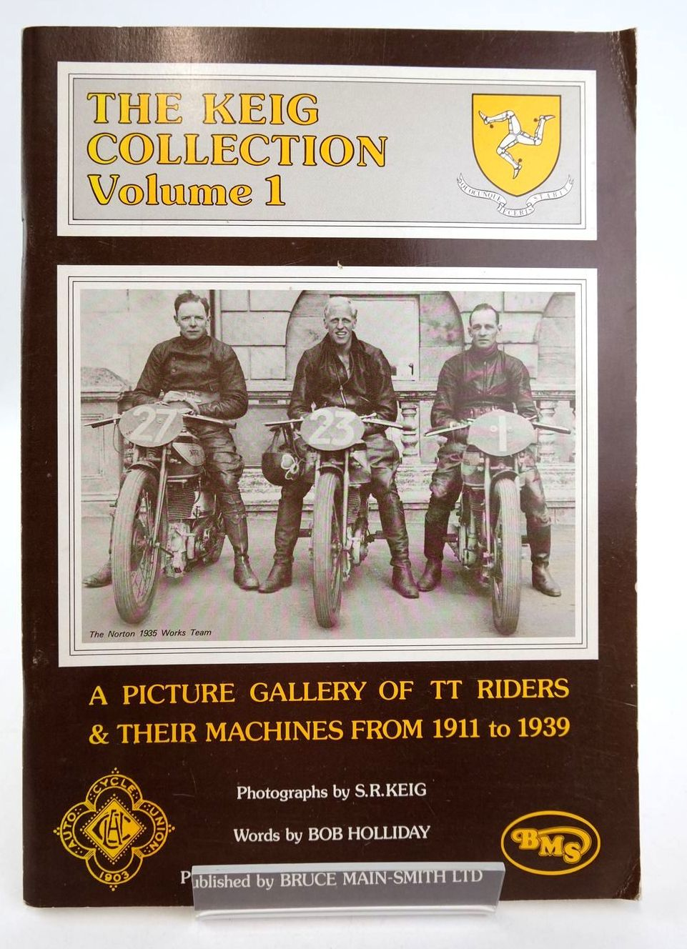 Photo of THE KEIG COLLECTION VOLUME 1- Stock Number: 2133189