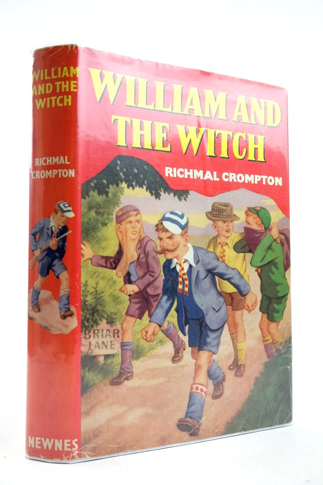 Photo of WILLIAM AND THE WITCH- Stock Number: 2133197