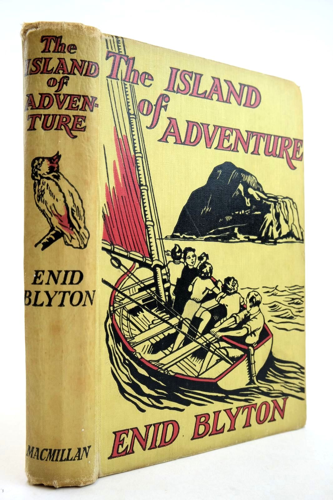 Photo of THE ISLAND OF ADVENTURE written by Blyton, Enid illustrated by Tresilian, Stuart published by Macmillan & Co. Ltd. (STOCK CODE: 2133200)  for sale by Stella & Rose's Books