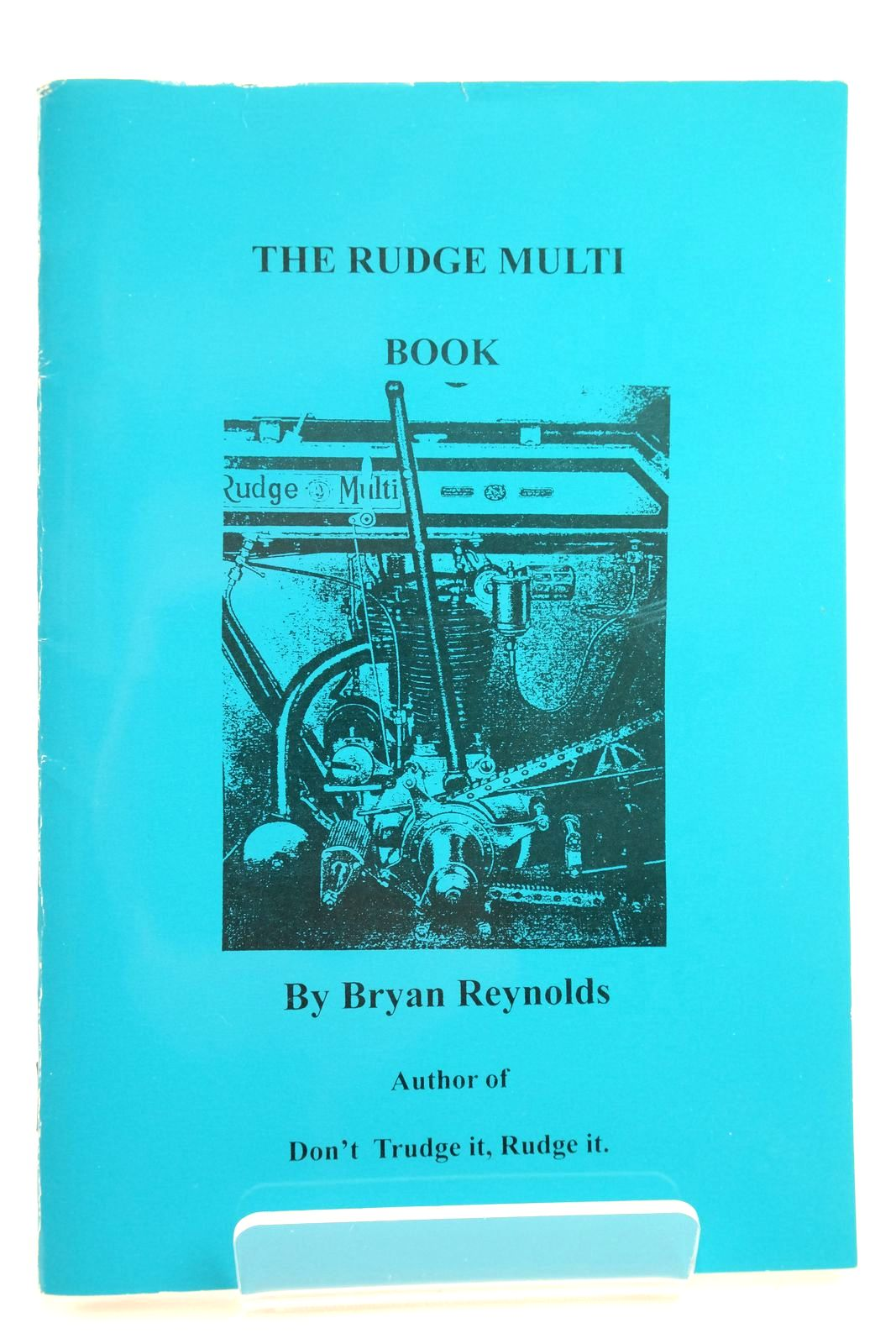 Photo of THE RUDGE MULTI BOOK- Stock Number: 2133205