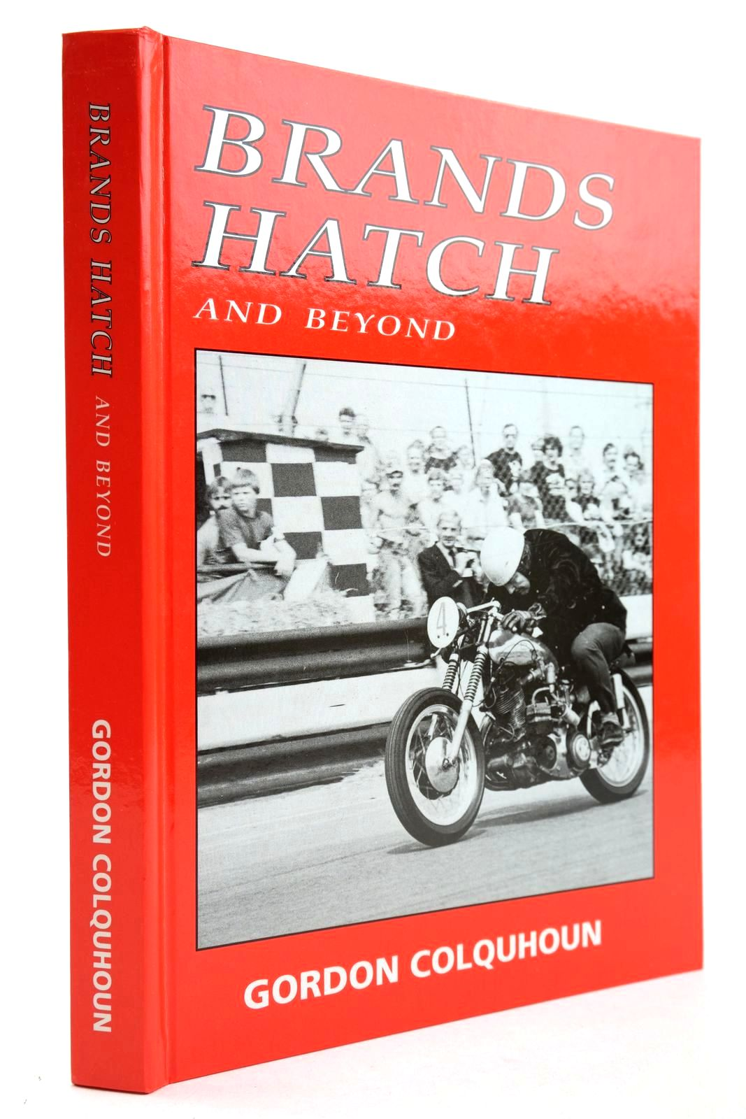 Photo of BRANDS HATCH AND BEYOND: MEMORIES OF GRASS RACING AND RECORD BREAKING SPRINTING- Stock Number: 2133206