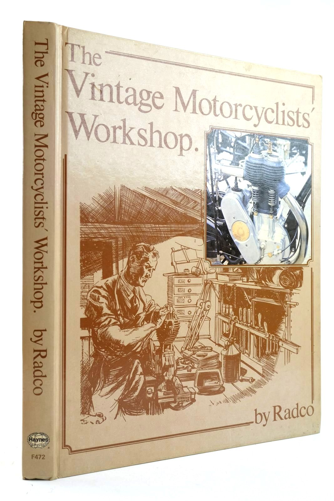 Photo of THE VINTAGE MOTORCYCLISTS' WORKSHOP- Stock Number: 2133207