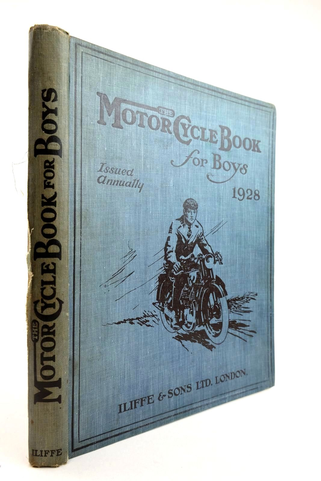 Photo of THE MOTOR CYCLE BOOK FOR BOYS- Stock Number: 2133208
