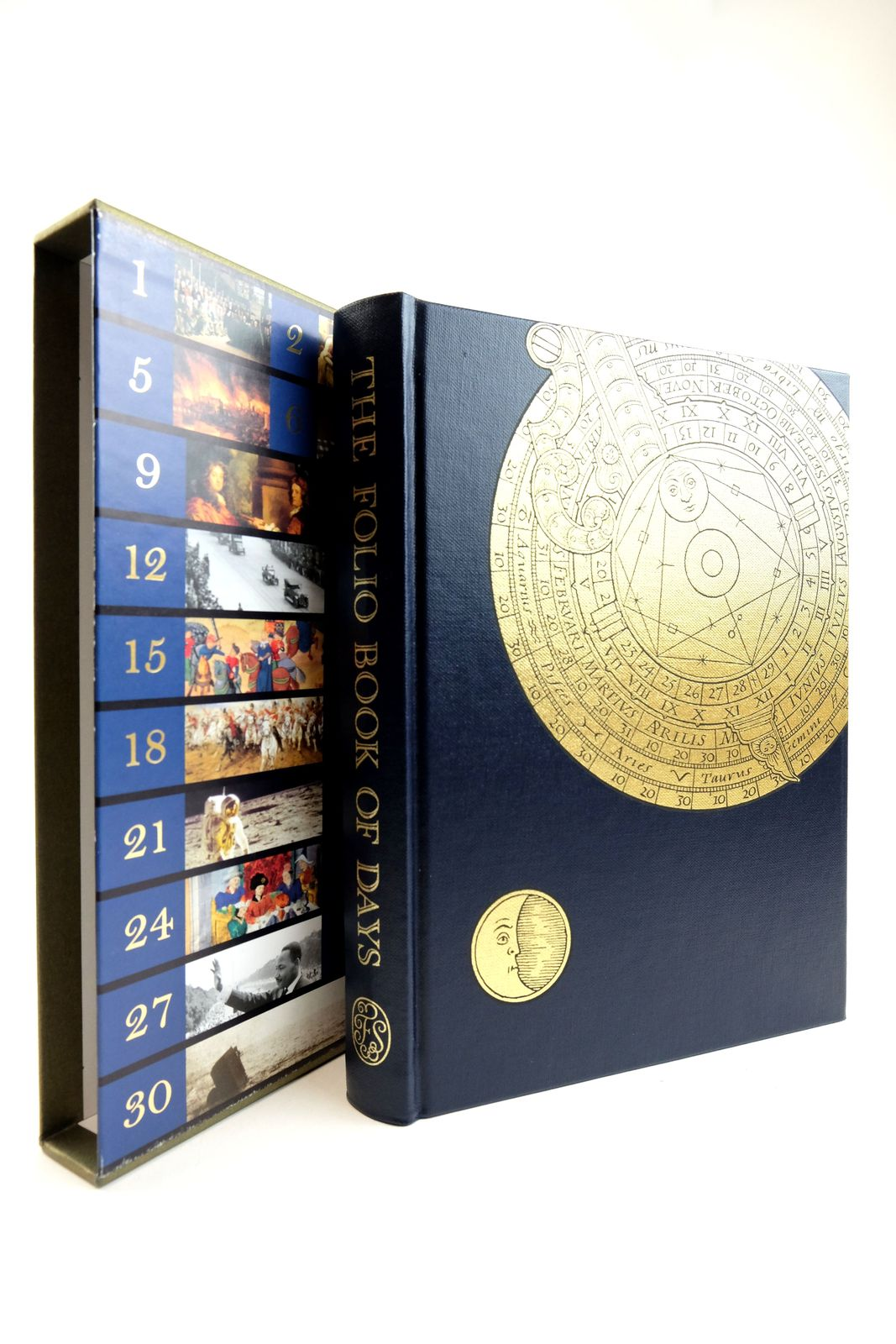 Photo of THE FOLIO BOOK OF DAYS- Stock Number: 2133215