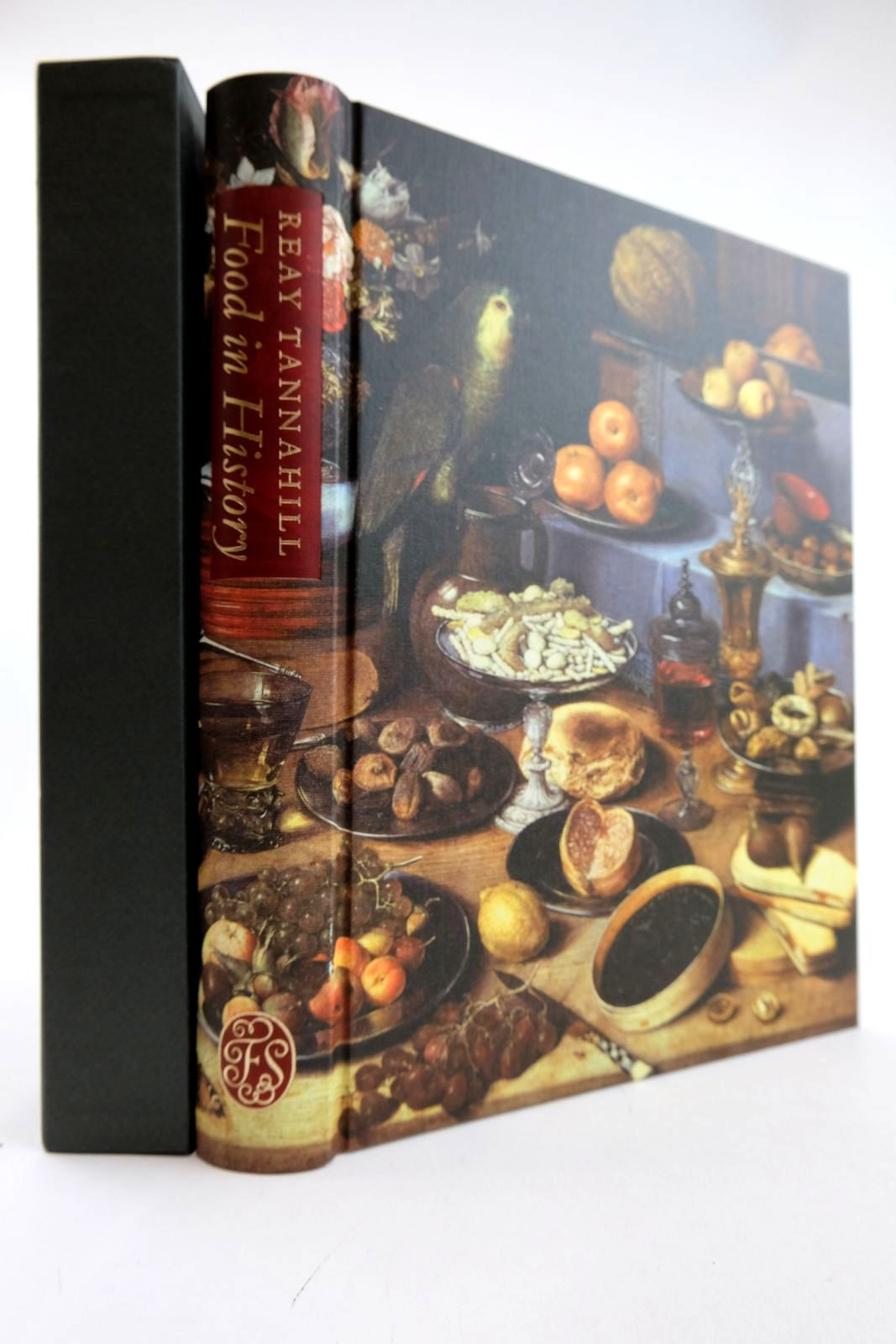 Photo of FOOD IN HISTORY written by Tannahill, Reay published by Folio Society (STOCK CODE: 2133226)  for sale by Stella & Rose's Books