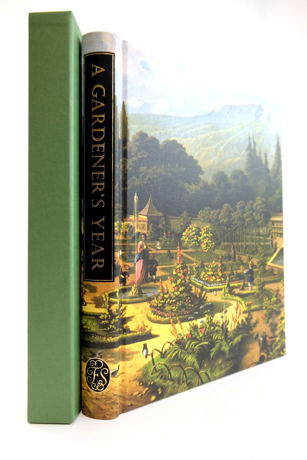 Photo of A GARDENER'S YEAR written by Richardson, Tim published by Folio Society (STOCK CODE: 2133227)  for sale by Stella & Rose's Books