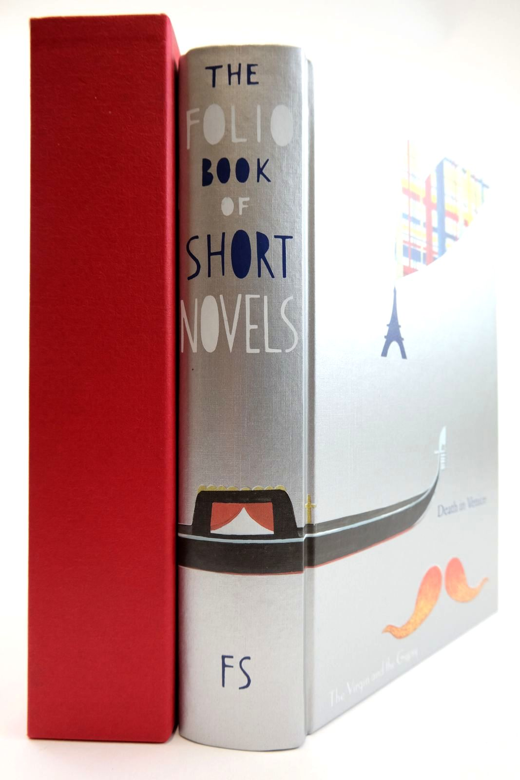 Photo of THE FOLIO BOOK OF SHORT NOVELS- Stock Number: 2133233