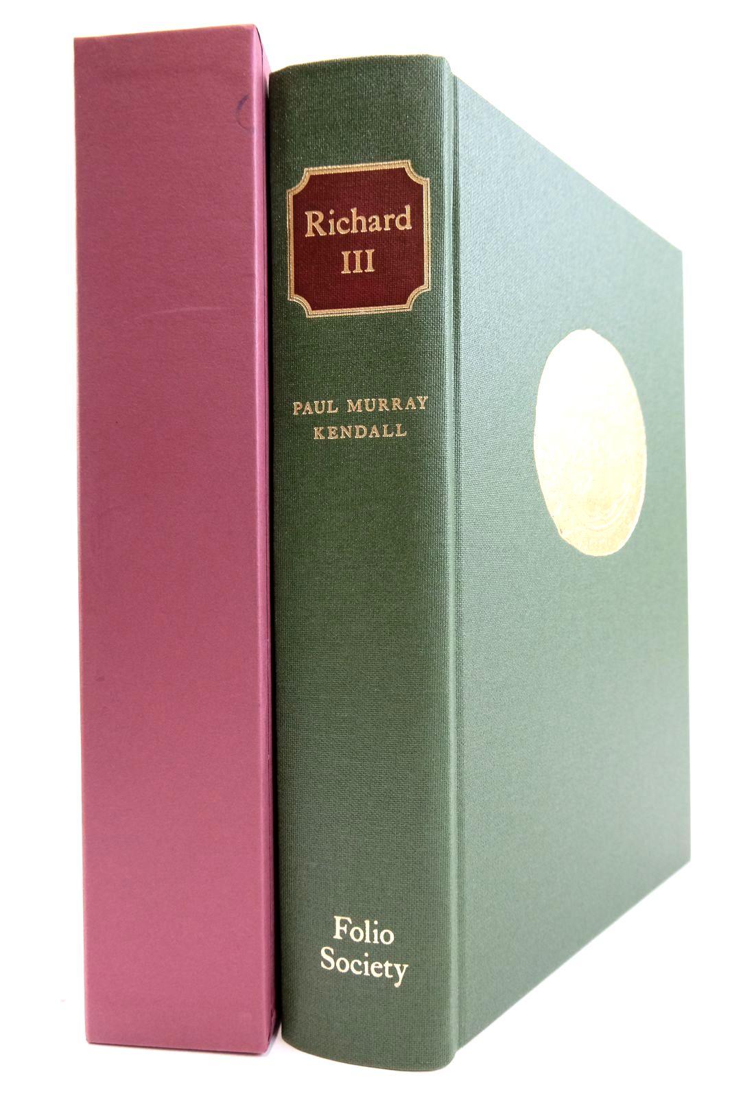 Photo of RICHARD III- Stock Number: 2133236