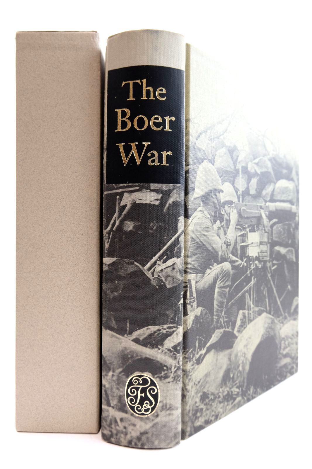 Photo of THE BOER WAR written by Pakenham, Thomas published by Folio Society (STOCK CODE: 2133239)  for sale by Stella & Rose's Books