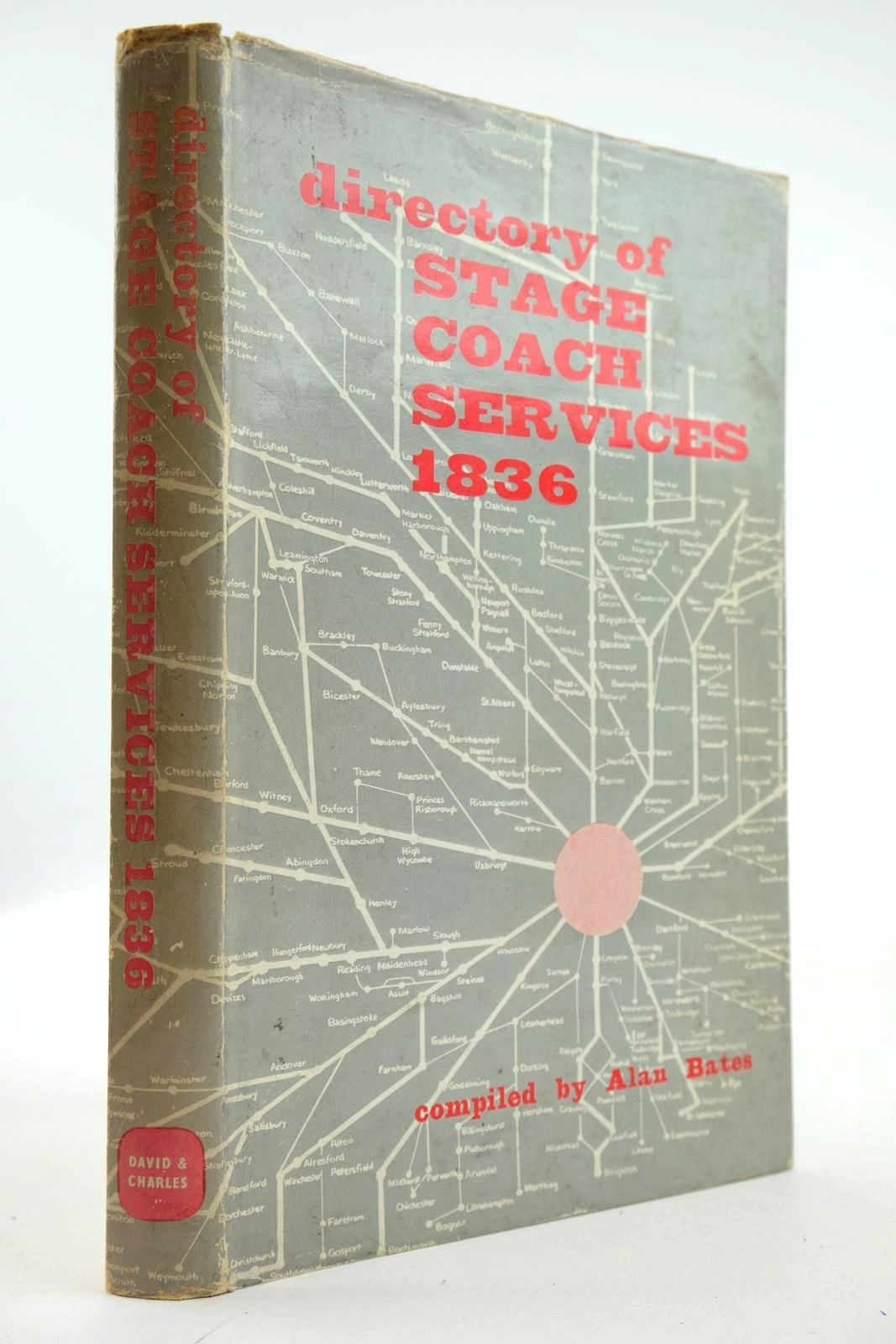 Photo of DIRECTORY OF STAGE COACH SERVICES 1836- Stock Number: 2133249