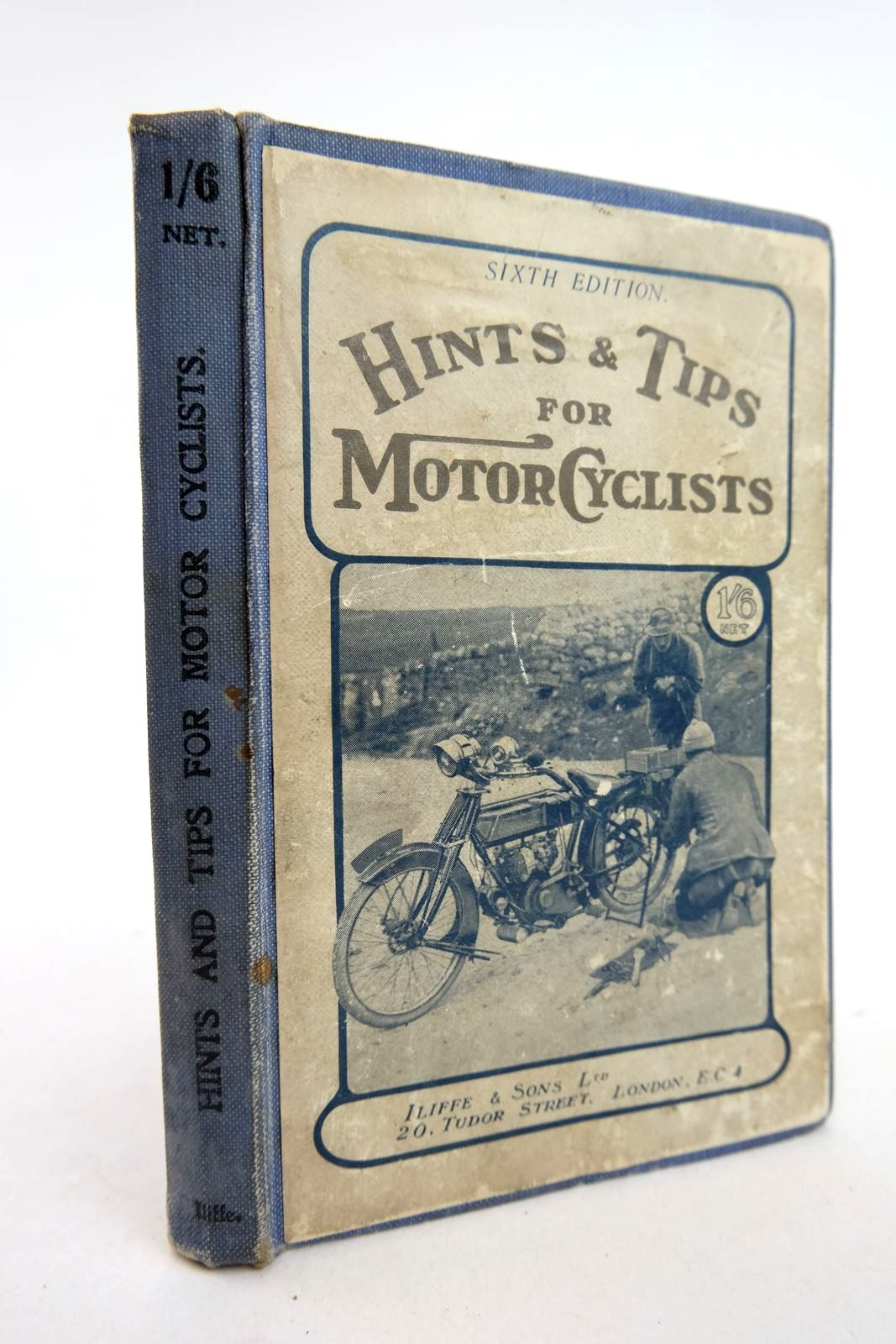 Photo of HINTS & TIPS FOR MOTOR CYCLISTS published by Iliffe & Sons Limited (STOCK CODE: 2133282)  for sale by Stella & Rose's Books