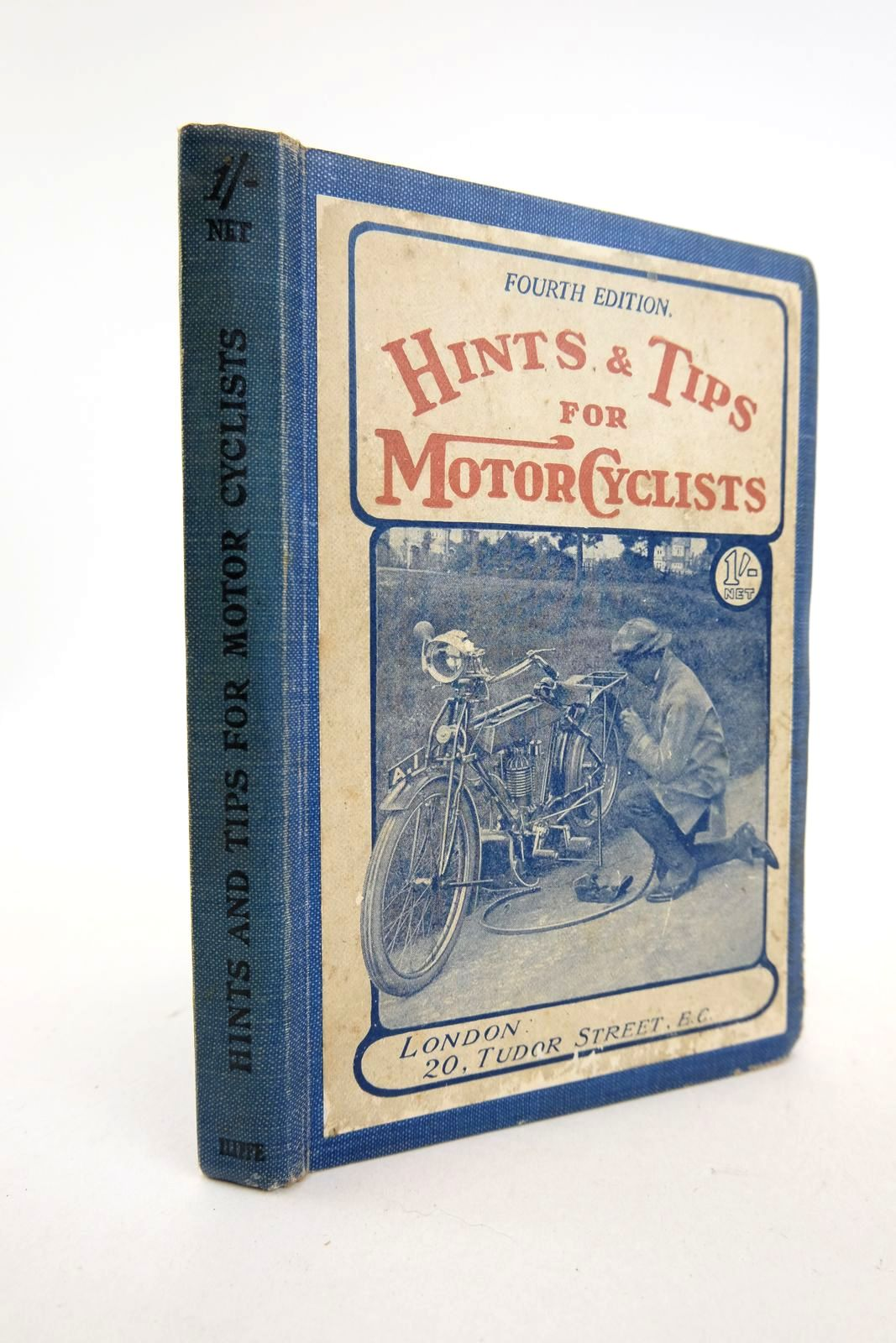 Photo of HINTS & TIPS FOR MOTOR CYCLISTS published by Iliffe & Sons Limited (STOCK CODE: 2133284)  for sale by Stella & Rose's Books