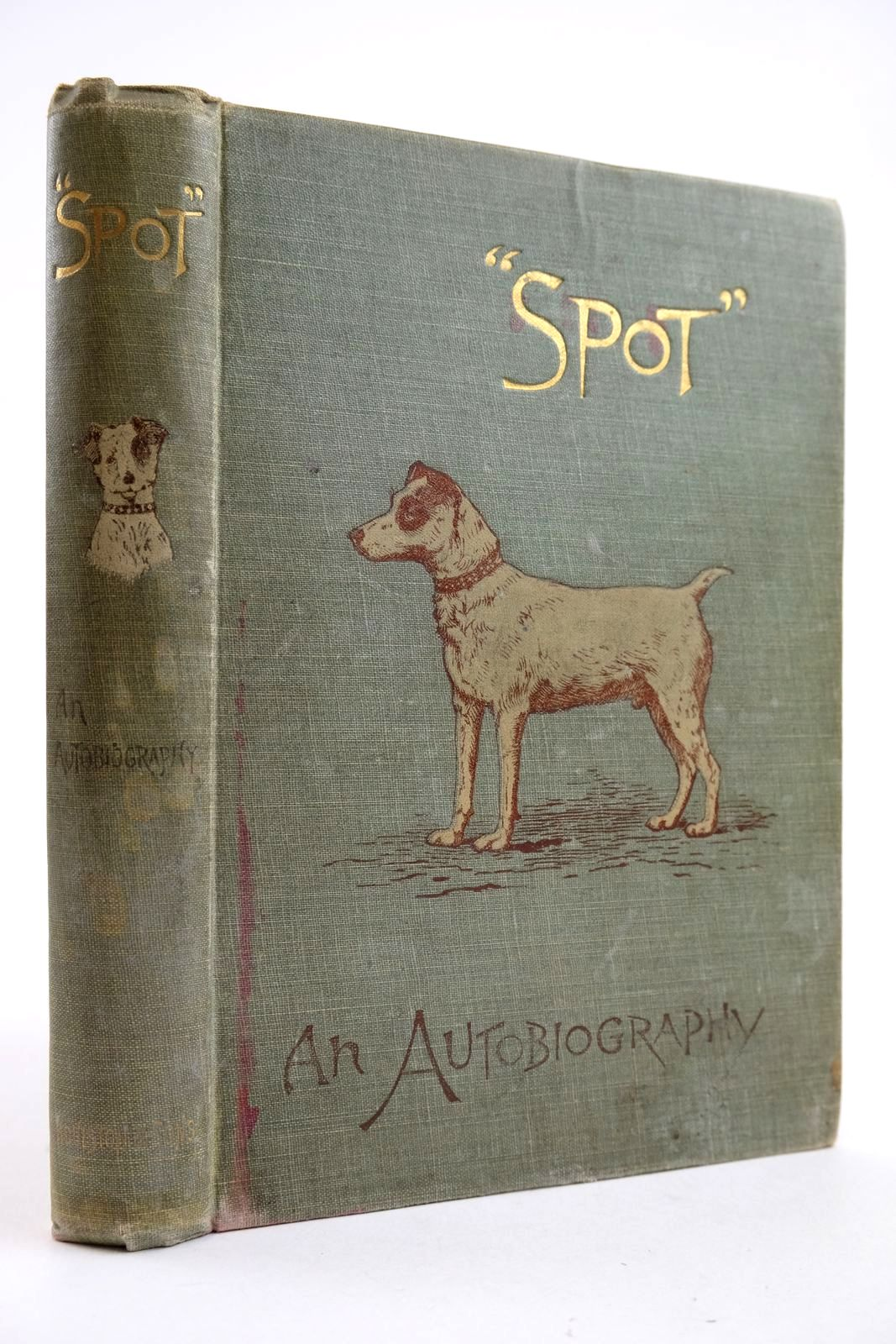 Photo of SPOT: AN AUTOBIOGRAPHY- Stock Number: 2133285