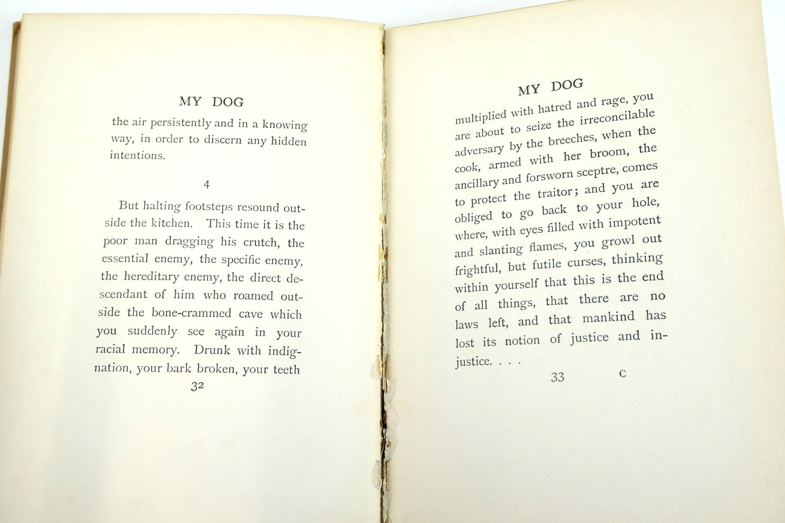 Photo of MY DOG written by Maeterlinck, Maurice illustrated by Aldin, Cecil published by George Allen and Co. Ltd. (STOCK CODE: 2133286)  for sale by Stella & Rose's Books