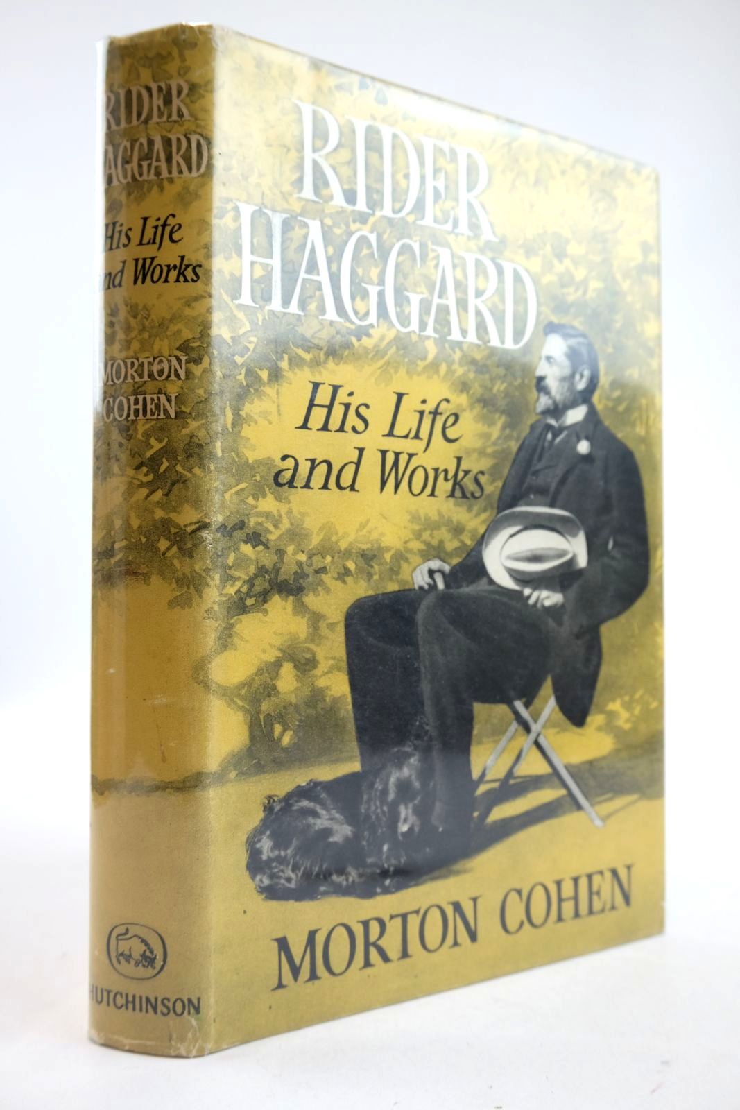 Photo of RIDER HAGGARD HIS LIFE AND WORKS written by Cohen, Morton published by Hutchinson of London (STOCK CODE: 2133301)  for sale by Stella & Rose's Books