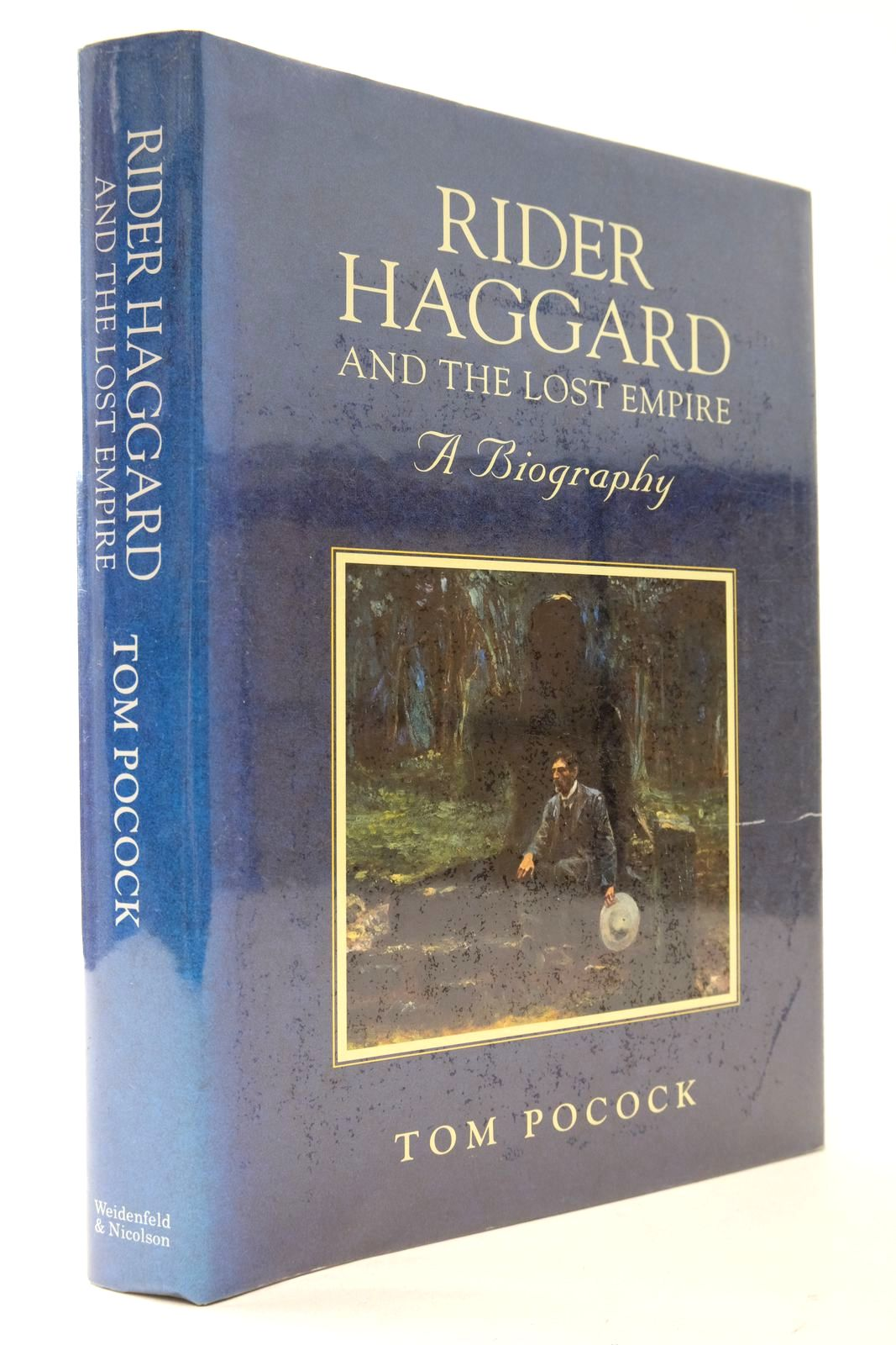 Photo of RIDER HAGGARD AND THE LOST EMPIRE- Stock Number: 2133302