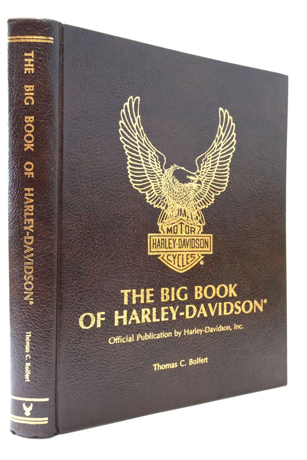 Photo of THE BIG BOOK OF HARLEY-DAVIDSON- Stock Number: 2133305