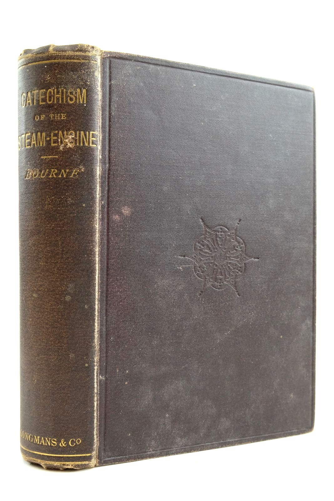 Photo of A CATECHISM OF THE STEAM ENGINE- Stock Number: 2133319